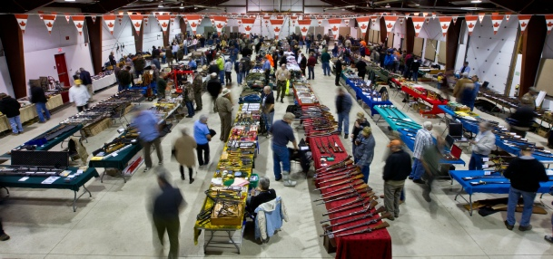 gun shows Ontario